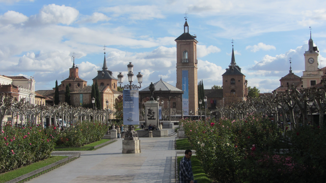 Top UNESCO sites Spain: Alcalá de Henares