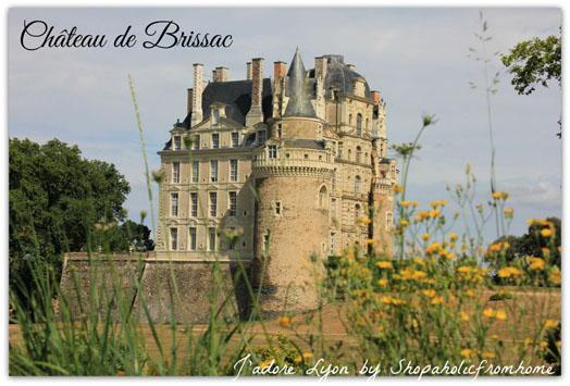 Château de Brissac Castle in France