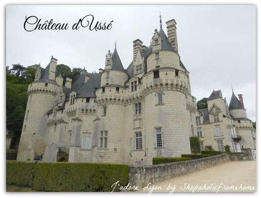 Château de Usse Castle in France