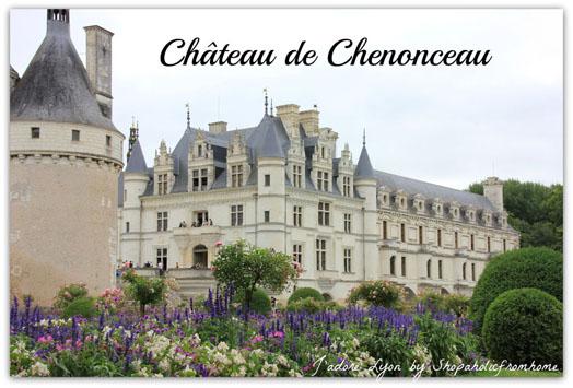 Château de Chenonceau Castle in France