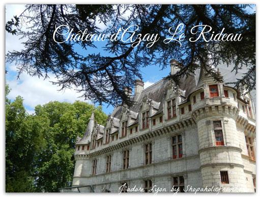 Château de Azay-le-Rideau Castle in France