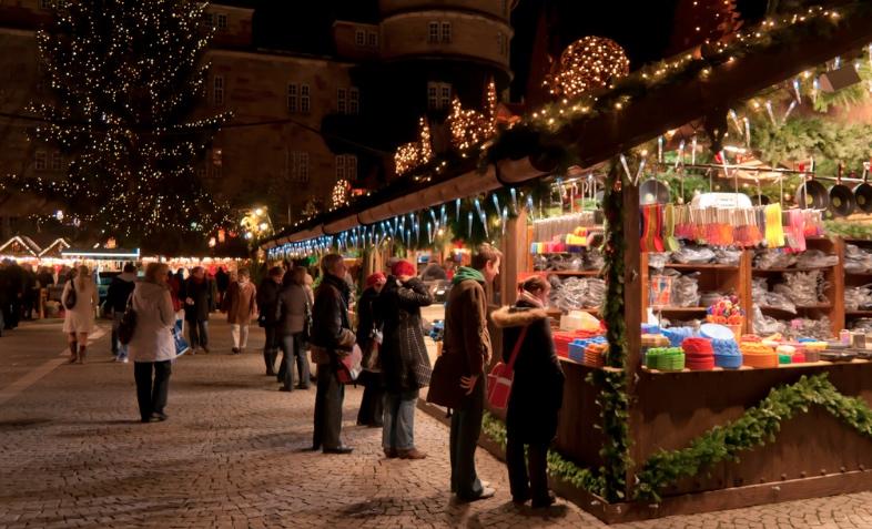 Christmas in Germany: Stuttgart