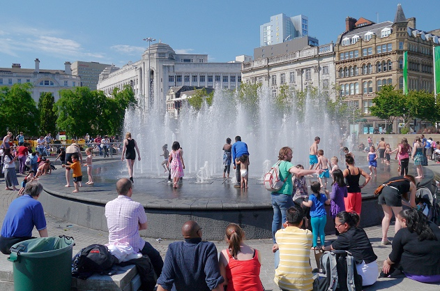 Top places to live UK: Manchester