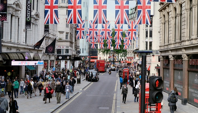 The best places to live in the UK: London