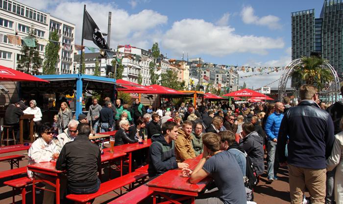 Best Rotterdam food: festival