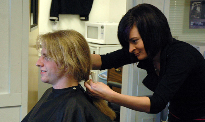 German Haircut