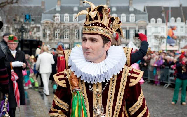 Dutch Carnival Prince