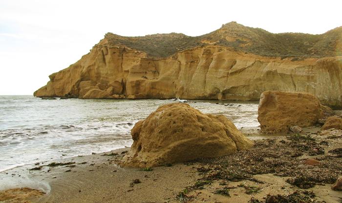 Top 10 Murcia beaches: Cala de los Cocederos del Hornillo