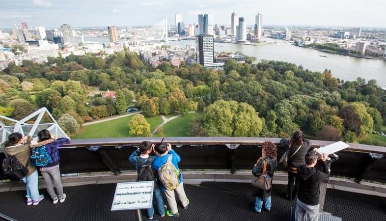 Top Rotterdam sites: Euromast