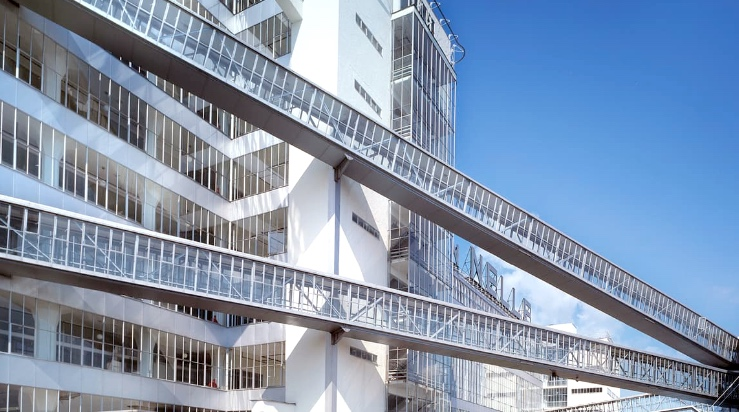 Top sites Rotterdam: Van Nelle Factory