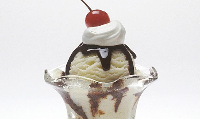Top 10 Belgian desserts: La Dame Blanche