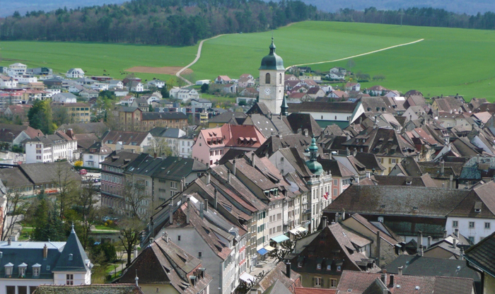 Diccon Bewes: The 10 prettiest small towns in Switzerland - Porrentruy