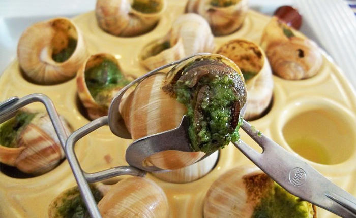 9 quintessential French foods even your kids might eat: Escargot