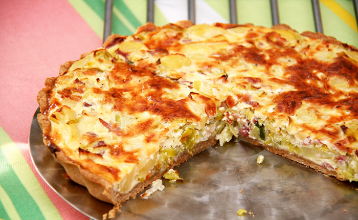 9 quintessential French foods even your kids might eat: Quiche lorraine