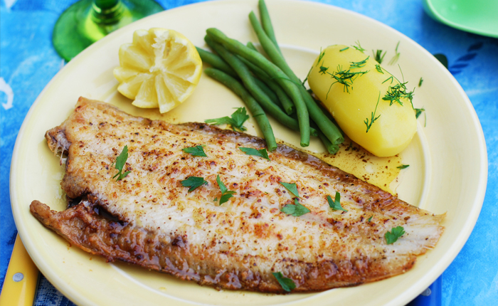 Top 10 Belgian foods – with recipes: Sole meunière