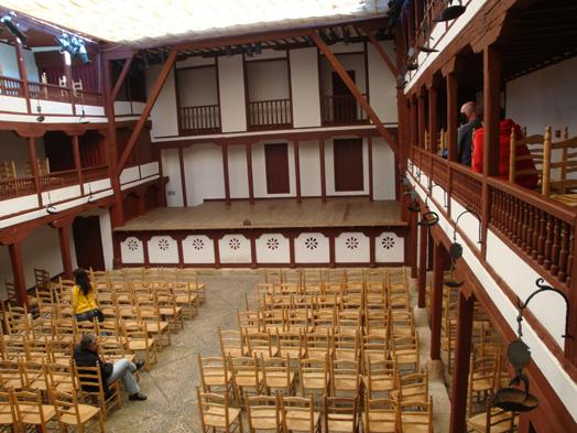 Teatro Corral de Comedia, Almagro