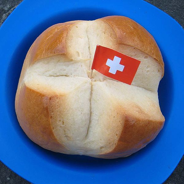 Celebrating Swiss National Day