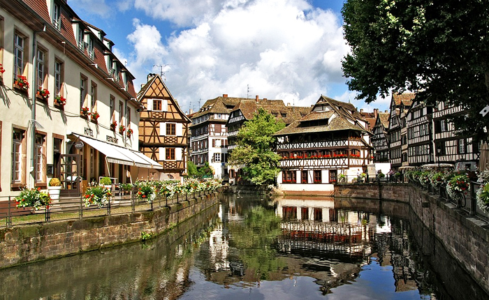 Top 10 places to visit in France: Strasbourg