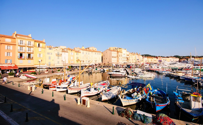 Top 10 places to visit in France: St Tropez