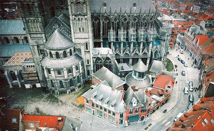 Top 10 places to visit in Belgium: Tournai