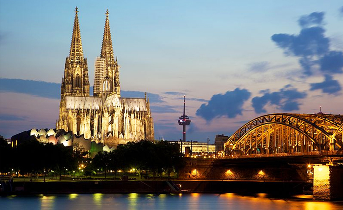 Places to see in Germany: Cologne