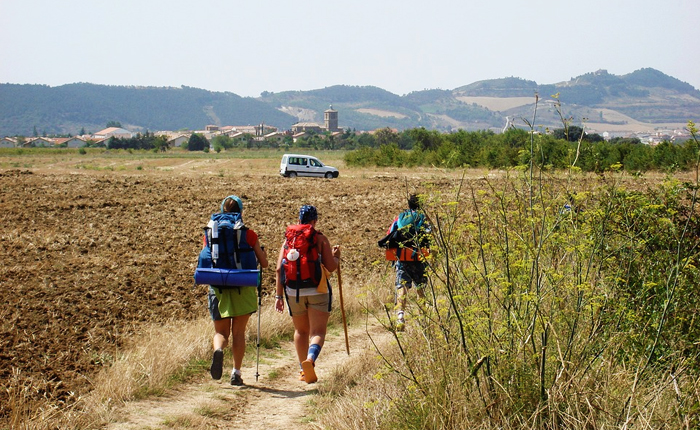 Top 10 places to visit in Spain: Camino de Santiago de Compostela