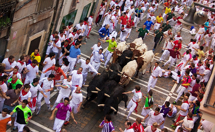 Top 10 places to visit in Spain: Pamplona