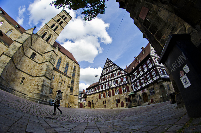 Best German tourist attractions: Esslingen
