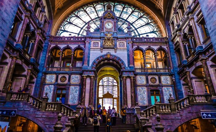 Where to live in Belgium: Antwerp