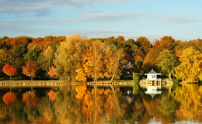 Where to live in Belgium: Genval
