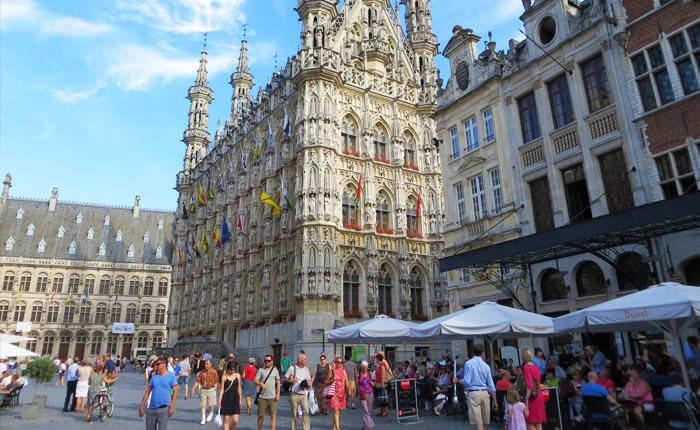 Where to live in Belgium: Leuven