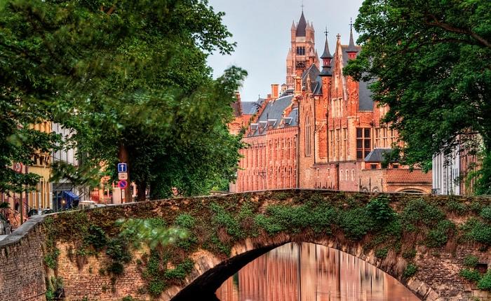 Top Belgian cities: Bruges