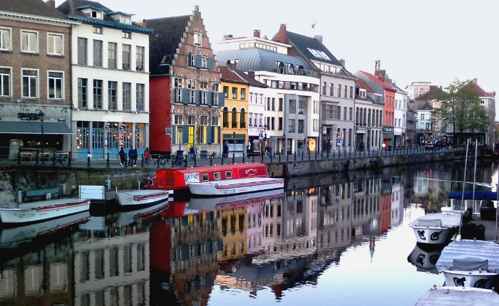 Where to live in Belgium: Gent