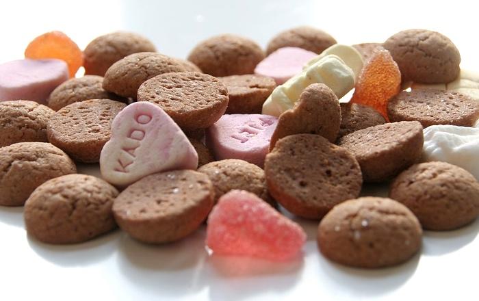 Sinterklaas: Christmas cookies