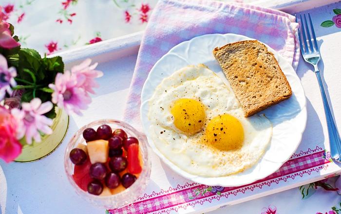 The Swiss diet schedule: Swiss breakfast Zmorge