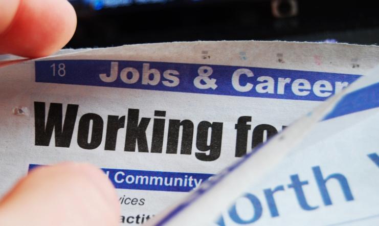 Employment agencies – job vacancies