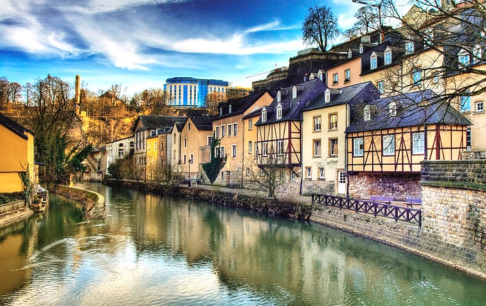 Where to stay in Luxembourg City