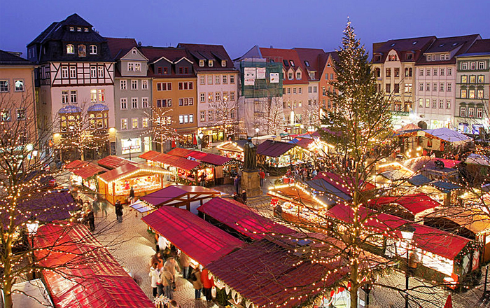 Christmas traditions in Switzerland: Swiss Christmas markets
