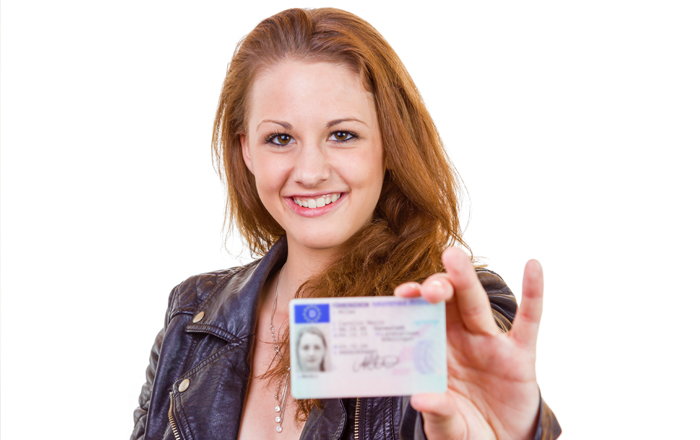 South African drivers license