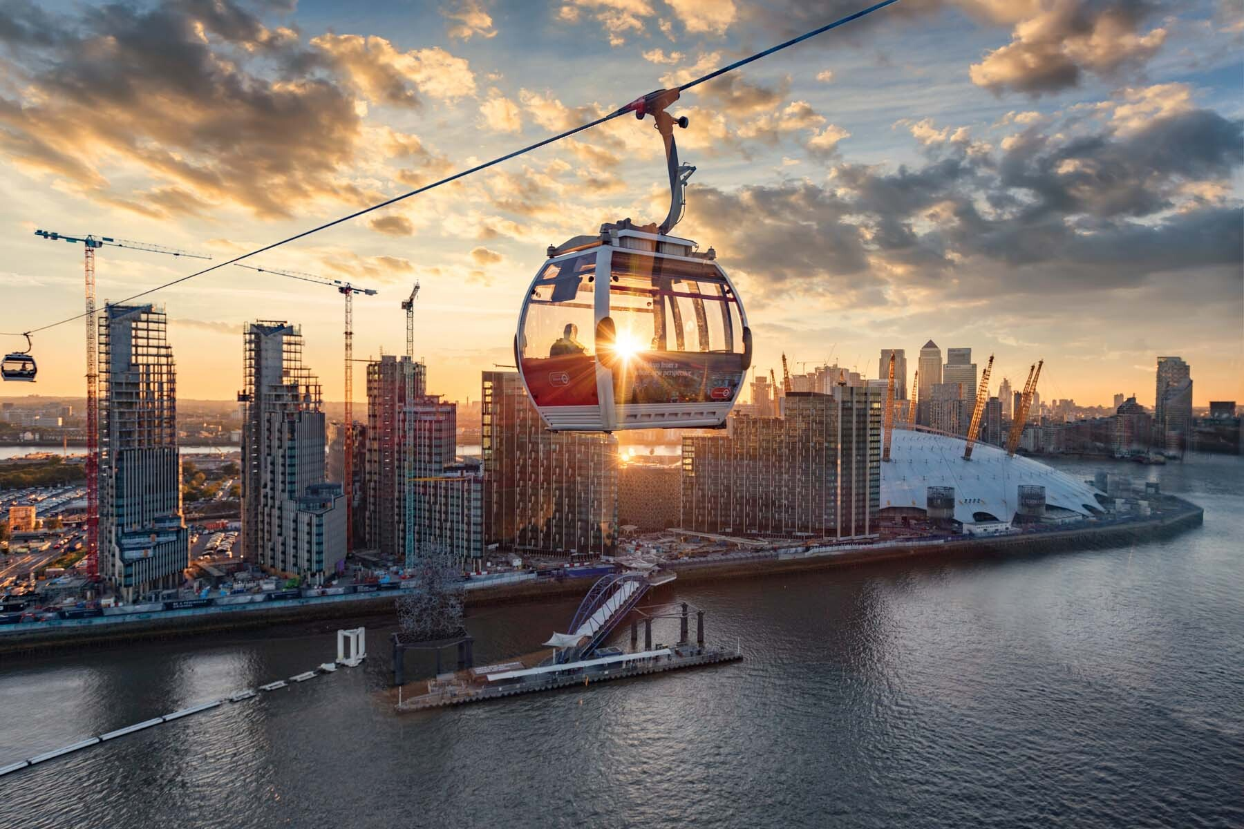 north greenwich best places to live in London