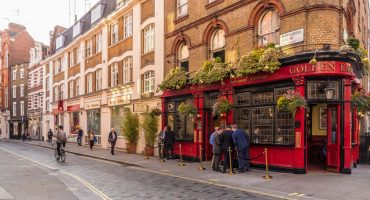 best places to live in London