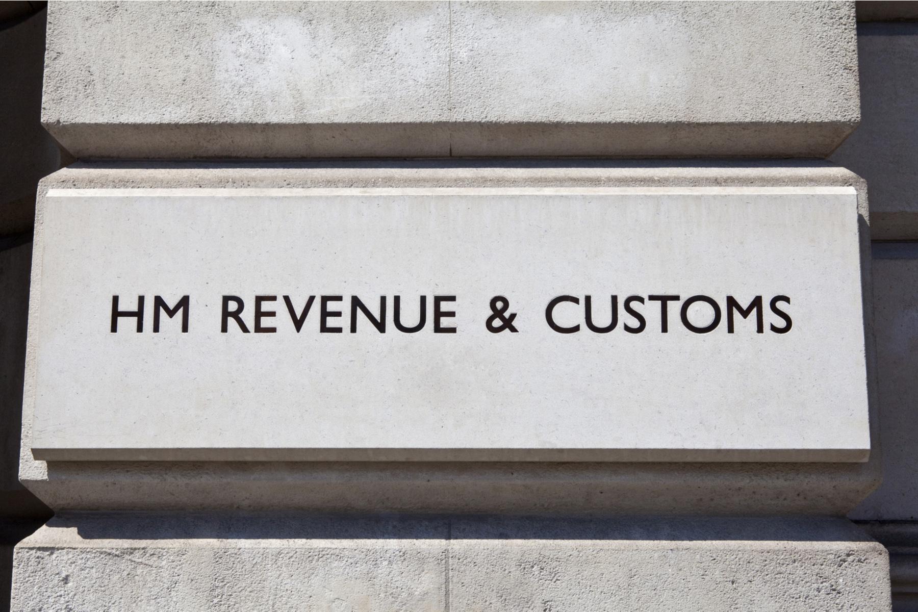 HMRC building in London