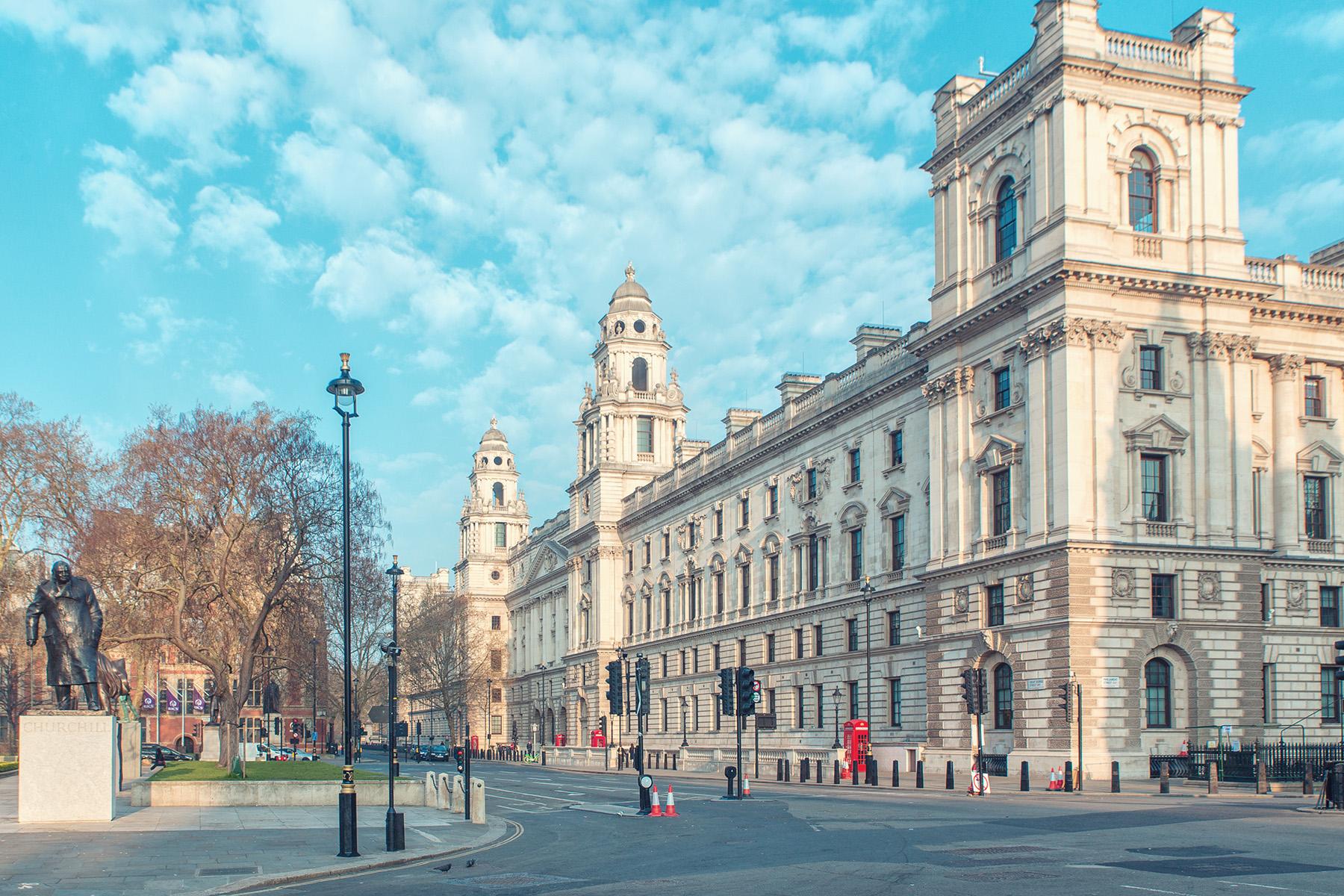 HMRC headquarters in London