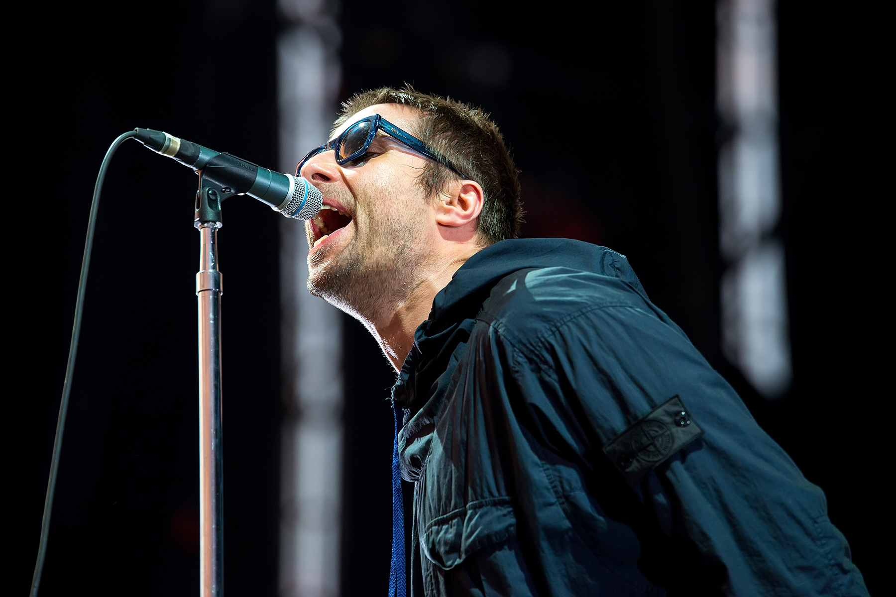 Oasis, one of the biggest bands in the world during the 1990s, are from Manchester