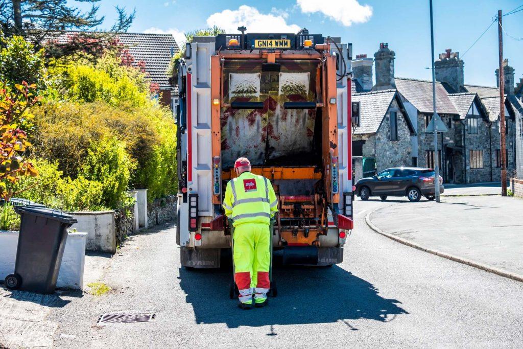 garbage collection UK