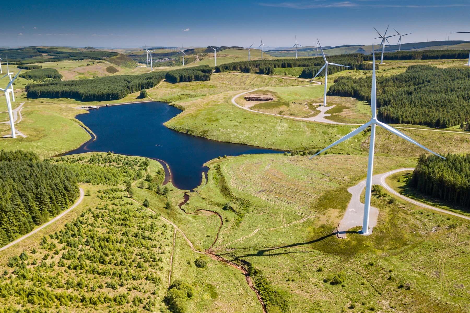 wind energy in the UK