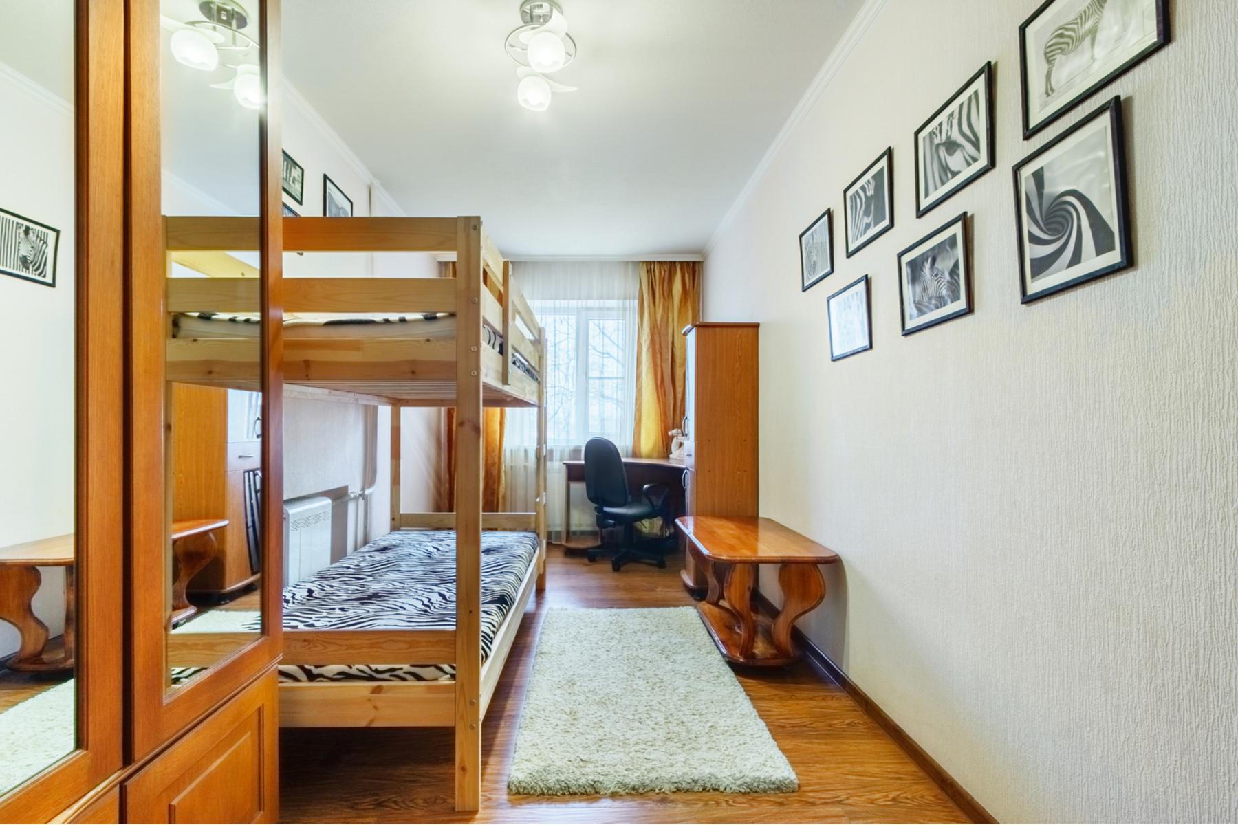 Student dorm at a Russian university