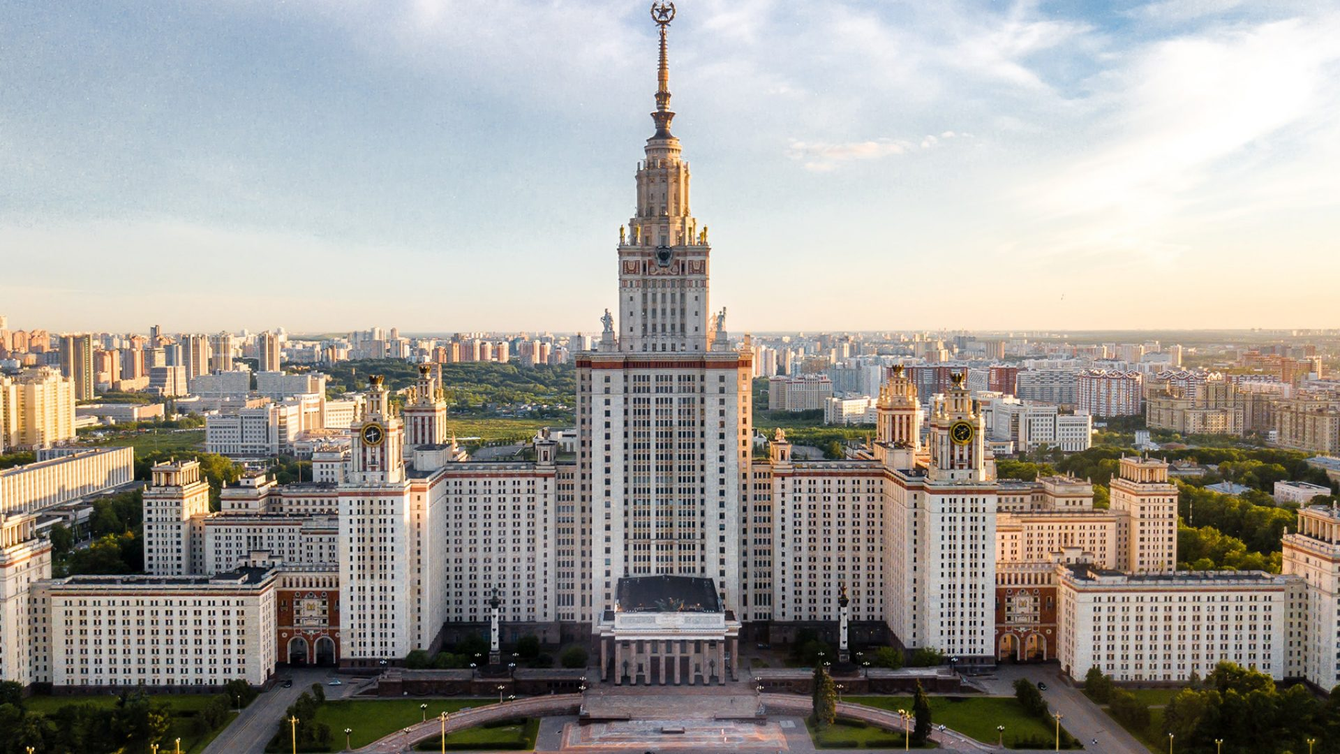 Studying in Moscow