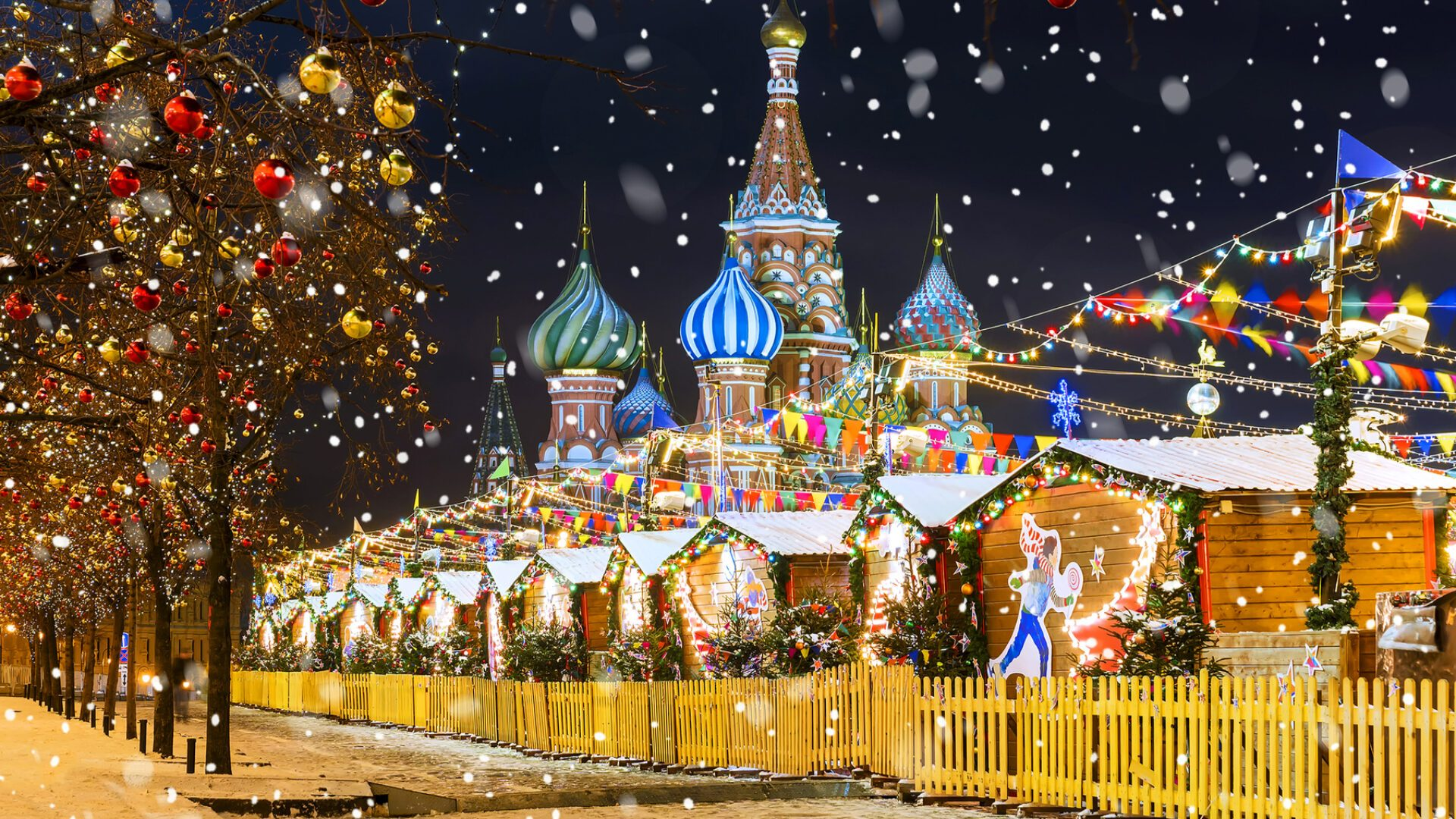 Russian festival