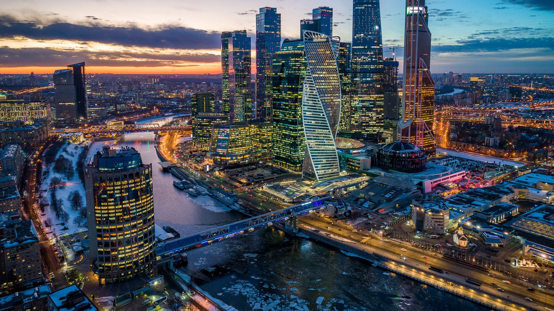 Corporate tax in Russia